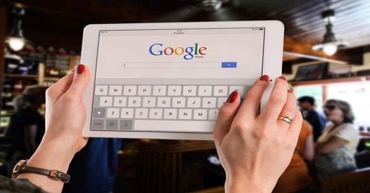 Como colocar um site nas buscas do Google
