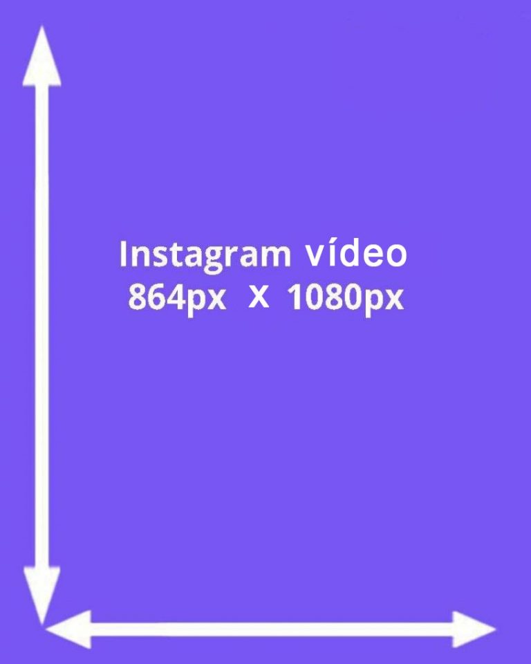 tamanho feed instagram