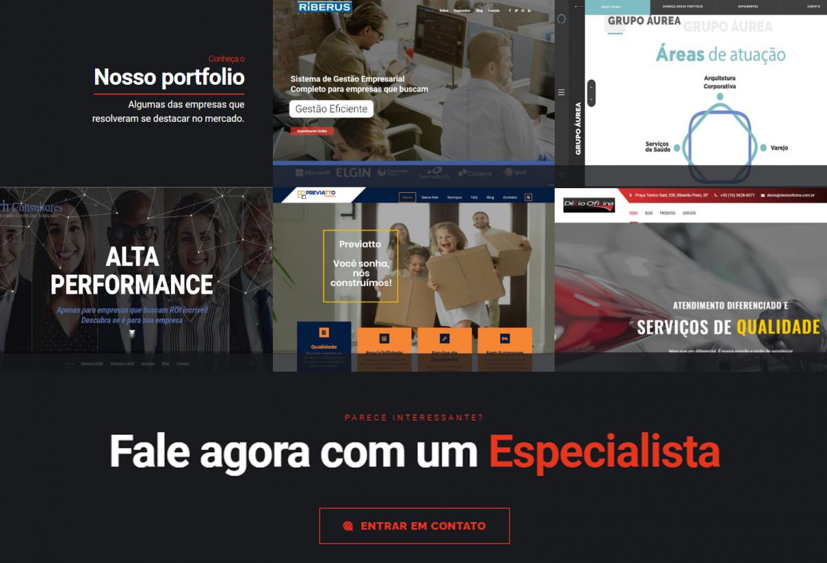 portfolio webtrends
