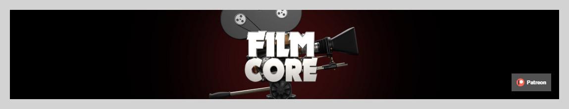 capa youtube filme core