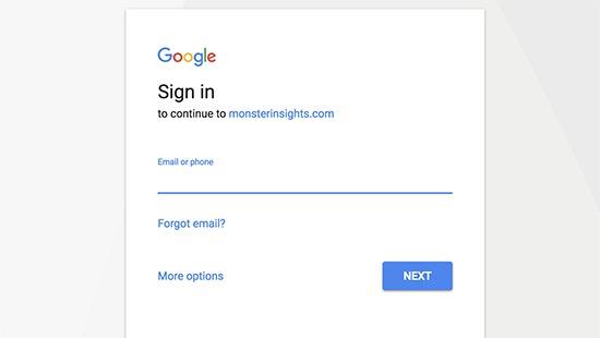 conectar google